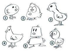How-To-Draw Cartoon Animals