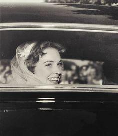 Julie Andrews // wedding