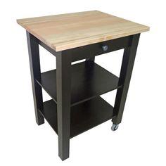 Carrinho para Churrasco com rodízio e tampo em madeira maciça - Casatema -Utilidades domésticas - Carros para Servir - Walmart.com