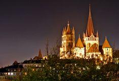 Lausanne, Switzerland- I want to go back!!!