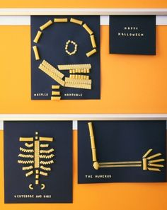 skeleton crafts Classical Conversations C3W2