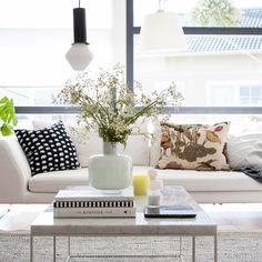 Koiranputket   #myhome #livingroom #interior #sisustus #inredning #olohuone #koti #kesä