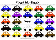 Six Sisters' Stuff: 50 Road Trip Ideas for Kids!