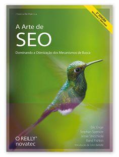 O Livro A Arte de SEO é uma verdadeira bíblia sobre o marketing de busca. Realizamos estudos de todas as metodologias abordadas na obra, melhorando a qualificação profissional em otimização de sites.