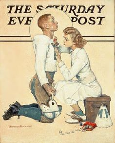 norman rockwell | 322 Norman Rockwell Post Covers