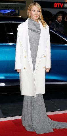 Look of the Day - Gwyneth Paltrow - from InStyle.com