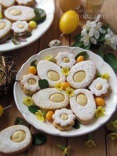 Easter Recipes, Creative Cakes, Easter Crafts, Biscotti, Special Day, Cake Recipes, Food Porn, Food And Drink, Cookies