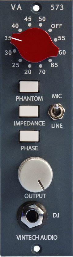Hurra!!!!! Så fik vi Vintech Audio ombord i bixen. Her finder du klasse A-mikrofon forstærkere kompressorer oa, der lyder så sublimt godt at man næsten fælder en tåre...nej ikke pga prisen for den er i bund. Tjek det lige engang! :-)