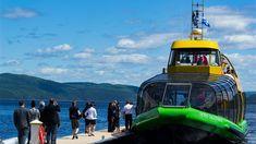 Navettes maritimes - Anse-St-Jean   Le Parc Aventures Cap Jaseux Fjord, Beaux Villages, Parc National, Parcs, Pathways, Treehouses, Shuttle Bus Service, Travel