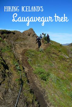 Hiking Iceland's Laugavegur Trek: one of the best multi-day treks in the world -> check our blog for tips and tricks and a day-to-day description!