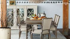 Dining Room Furniture at Sheffield Furniture Beach Dining Room, Sheffield Furniture, Casual Dining Rooms, Dining Room Furniture, Dining Room Inspiration, Coastal Dining Room, Dining Table Chairs, Living Room Redo, Dining Table