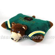 um yes a baylor pillow pet!