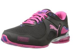 Disponible en Amazon http://amzn.to/1qEQcL1 PUMA Women's Cell Riaze Cross-Training Shoe Tenis Puma para mujer #ImportsDelivery #Shopping #TrainingShoes #PUMA #Woman #CellRiaze #Sports #Amazon