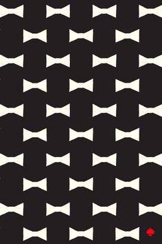 inspiration   black and white bows
