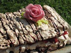 Nuuskamuikkunen: Riisimuro-marenki kakku Goodies, Gluten Free, Recipes, Crafts, Sweet Like Candy, Glutenfree, Manualidades, Sin Gluten