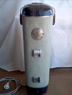 Aspiradora Antigua Electrolux Funcionando Falta Manguera
