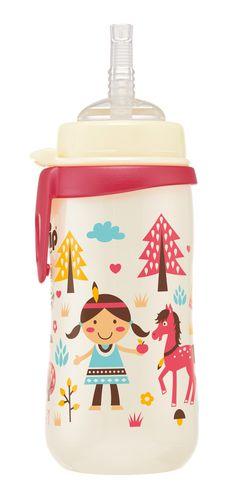 nip Straw Cup 330 ml  www.nip.family