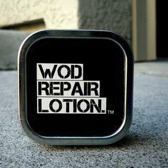 'Original' 0.5 oz - WOD Repair Lotion $7.99