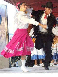 Coahuila,  bailando polkas