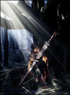 """Guts - One Hundred Men Slayer"" by En-Taiho.deviantart.com on @DeviantArt"