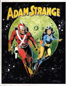 Wife of Adam Strange and resident of Rann. Current member of the Canadian super-team known as Justice League United. Pulp Fiction Characters, Comic Book Characters, Comic Books Art, Dc Comics, Adam Strange, Photo Collage Maker, Heroes Reborn, Space Toys, Retro Futuristic