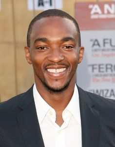 "Star of ""Hurt Locker"" and ""Abraham Lincoln: Vampire Hunter,"" Anthony Mackie has been chosen to play Falcon in the next ""Captain America"" flick. Hollywood Tv Series, Hurt Locker, Anthony Mackie, R Man, Black Actors, Mtv Movie Awards, Captain America Civil War, American Actors, New Orleans"