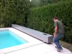 How to Close a Swimming Pool - How to Close a Swimming Pool – Clean and Cover a Pool -Motivational quotes Breakfast ideas Home d - Small Backyard Pools, Backyard Pool Designs, Swimming Pools Backyard, Swimming Pool Designs, Pool Landscaping, Fall Home Decor, Autumn Home, Low Carb Recipe Ground Beef, Ground Beef Recipes