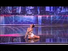 Lindsey Norton, Tampa Auditions ~ America's Got Talent 2012