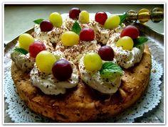 RECETA: Pastel de fruta de otoño http://giodicakes.blogspot.com.es/2013/10/pastel-de-fruta-de-otono.html