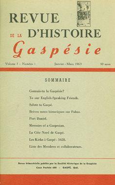 50 ans d'histoire… le Magazine Gaspésie   Musée de la Gaspésie