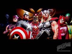 Ross' Avengers