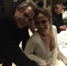 JLo and Ray Liotta