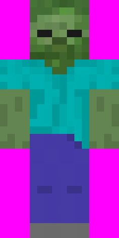 Minecraft Pictures Of Zombies Face Minecraft zombie skinMinecraft Pictures Of Zombies Face