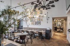 Morgan & Mees, Amsterdam, hotel, restaurant, ontbijt, lunch, diner. www.looselab.nl