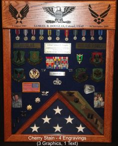 Best Shadow Box Ideas Pictures, Decor, and Remodel Coin Holder Military, Military Shadow Box, Military Retirement, Retirement Gifts, Military Gear, Military Life, Diy Shadow Box, Shadow Box Frames, Challenge Coin Holder