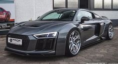 Audi R8 Gets A Steroid Shot From Prior Design #Audi #Audi_R8