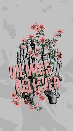 Oh Mrs.Believer // twenty øne piløts