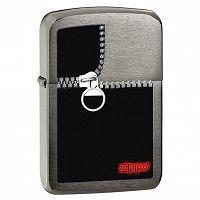 Zapalniczka Zippo Zipper 3, Black Ice