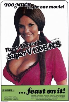 Russ Meyer's Supervixens (1975)