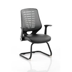 67fef5359 Home   Haus Relay Cantilever Visitor Chair