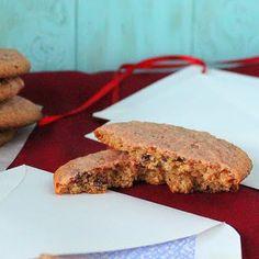 Crystallized Beet Multigrain Thins! Vegan cookie | Vegan Richa
