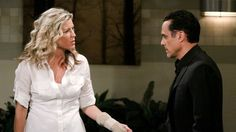 Carly and Sonny's relationship grew well beyond a one-night stand. She got pregnant, only to miscarry, and she and Sonny grew closer in the aftermath. Carly married Sonny (to avoid having to testify against him), and later, Sonny used unsavory means to get A.J. to relinquish all parental rights, and he legally adopted Michael.  #GH.