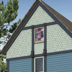Folk Victorian Houses | ... | Photoshop Redo: How to Update a Folk Victorian | This Old House