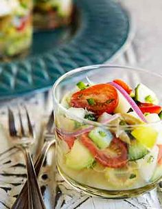 #vegan #ceviche . Sounds totally doable on even the hottest of days, though I'd probably skip the potatoes then.