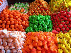 Dulce Mazapan de almendra by MaLuMaPe, via Flickr