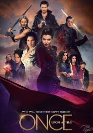Once Upon A Time S2 Poster by