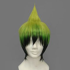 Cosplay Wig Inspired by Blue Exorcist King of the Earth Amaimon  – GBP £ 8.35