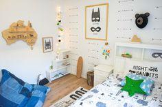 Boys room, Scandi makeover, TUBU Kids TUBU Kids interiors