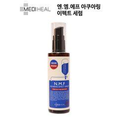 MEDIHEAL N.M.F Aquaring Effect Serum 50ml Moisturizing, Anti-Wrinkle K-Beauty #MEDIHEAL