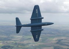 When the PR9 landed for the last time, Canberra's had been in continuous front-line service with the RAF for 55 years.